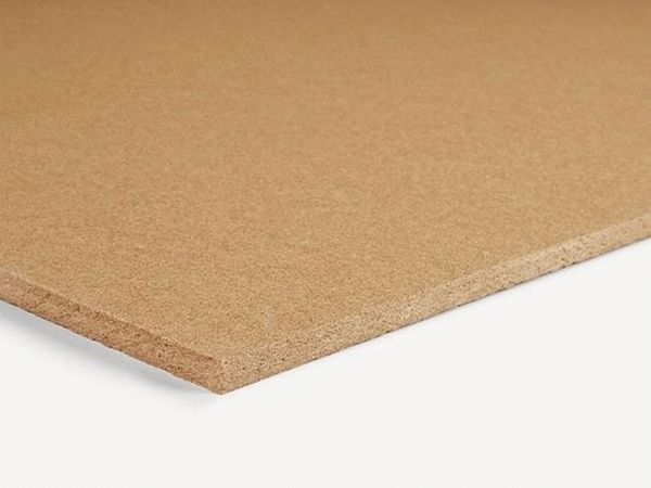 Insulation board made from natural wood fibres BELTERMO ROOM 40 image from VULDI COMPANY