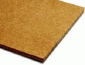 Insulation board made from natural wood fibres BELTERMO FLEX 160 image from VULDI COMPANY