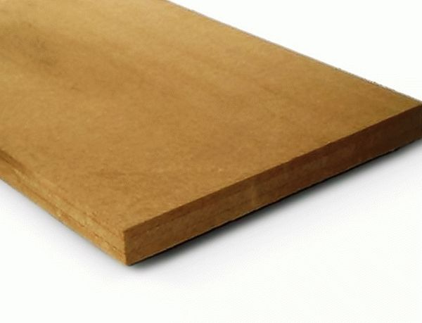 Insulation board made from natural wood fibres BELTERMO KOMBI 160 image from VULDI COMPANY