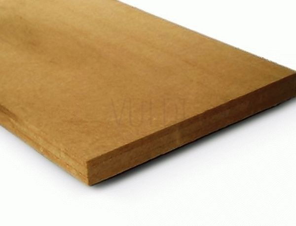 Insulation board made from natural wood fibres BELTERMO KOMBI 240 image from VULDI COMPANY