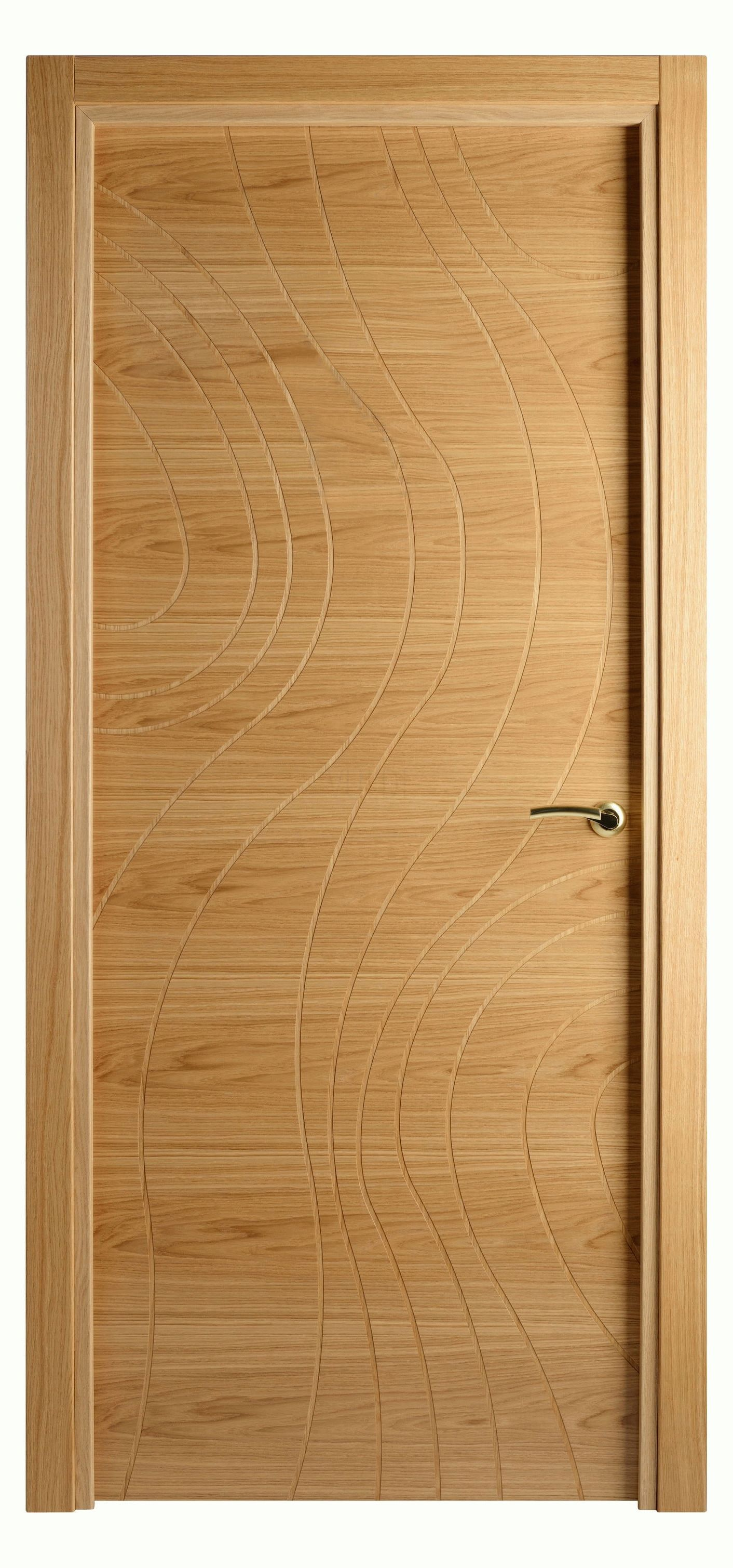 Ego Vento Interior Door Oak Light image from VULDI COMPANY